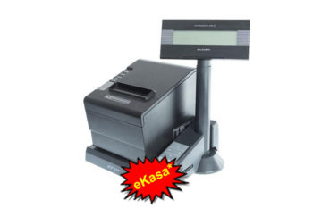 Fiškálna tlačiareň EFox-T RP80 – FP