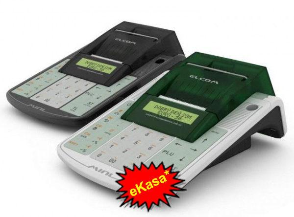 pokladnica na evidenciu tržieb Elcom Euro 50TE mini