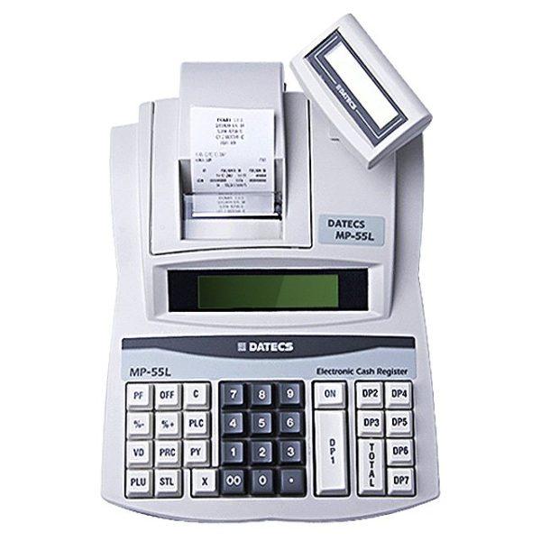 Fiškálna registračná pokladňa DATECS MP-55L/F + R,