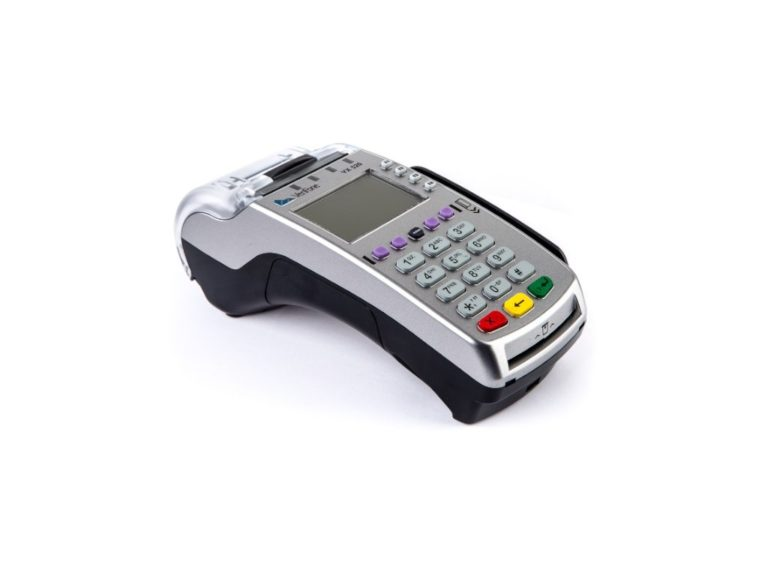 registračná pokladnica a platobný terminál FiskalPRO VX 520 GPRS