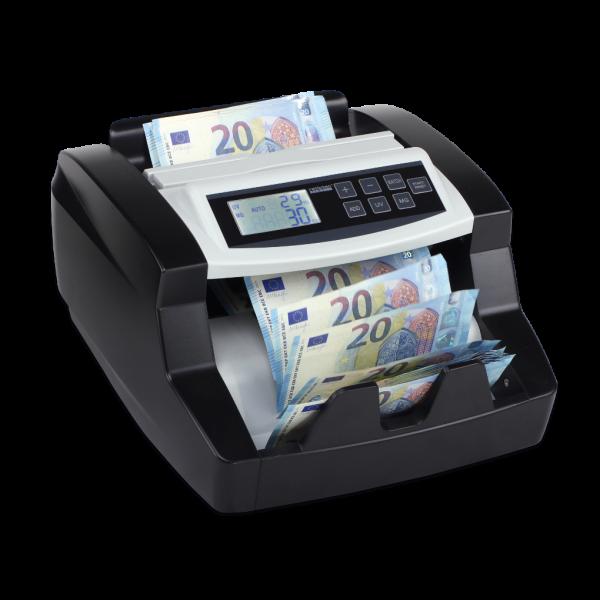 Počítačkao bankoviek s integrovanou detekciou falzifikátov Ratiotec Rapidcount B40