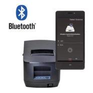 Tlačiareň ExVAN N80II Bluetooth+USB pre tlač z VRP – virtuálna registračná pokladnica