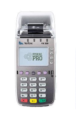 FiskalPRO VX 520 GPRS eKasa 3 v 1