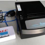 MRP eKasa 8000 komplet CHDU + termotlaciaren - ilustracne foto