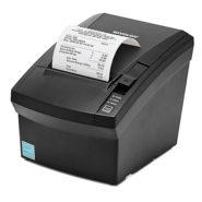 BIXOLON SRP-330II - USB + RS232 - rezačka + zdroj - Termálna Tlačiareň, čierna