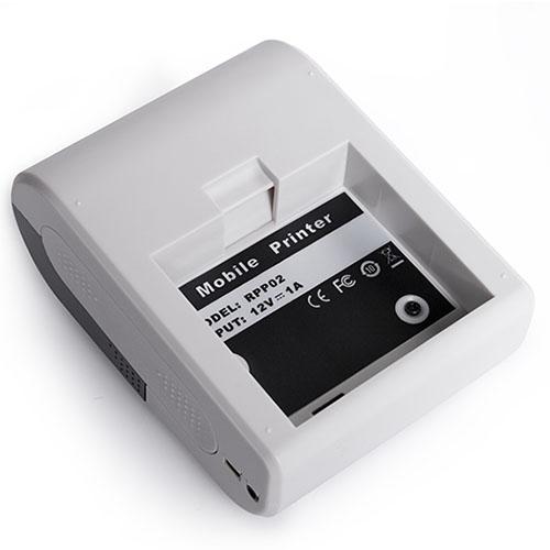 Tlačiareň k virtuálnej pokladni ExVAN RPP02 pre tlač z VRP - virtuálna registračná pokladnica - BIELA