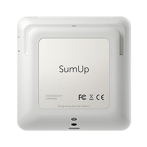 SumUp platobný terminál pre platbu kartou aj cez VRP - Virtuálna Registračná Pokladnica