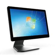 PC ExVAN Standard - dotykový All-in One počítač vhodný pre pokladničné systémy