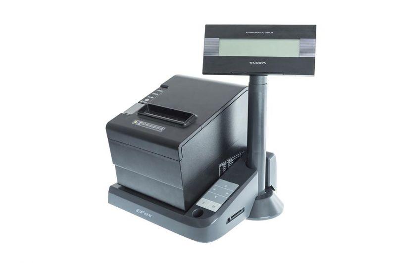 fiškálna tlačiareň EFox-T RP80 - FP