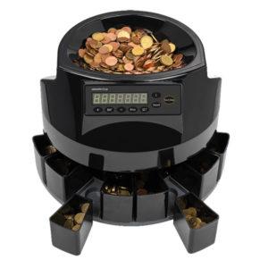 Ratiotec Coinsorter CS 50 - počítačka mincí
