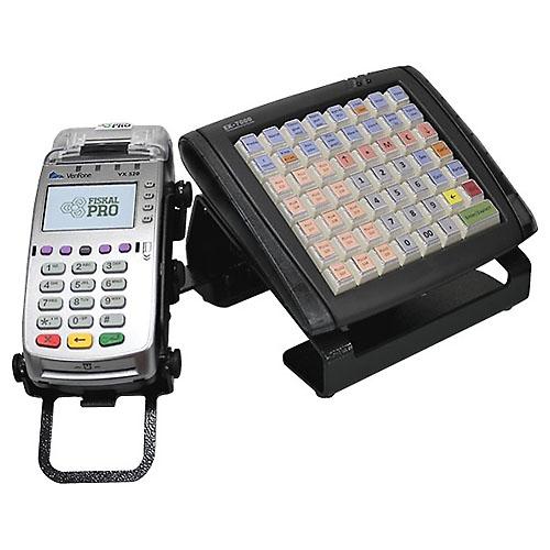FiskalPRO VX520 EURO - Pokladničný systém s klávesnicou, zákazníckym displejom, platobným terminálom a množstvom užitočných funkcií
