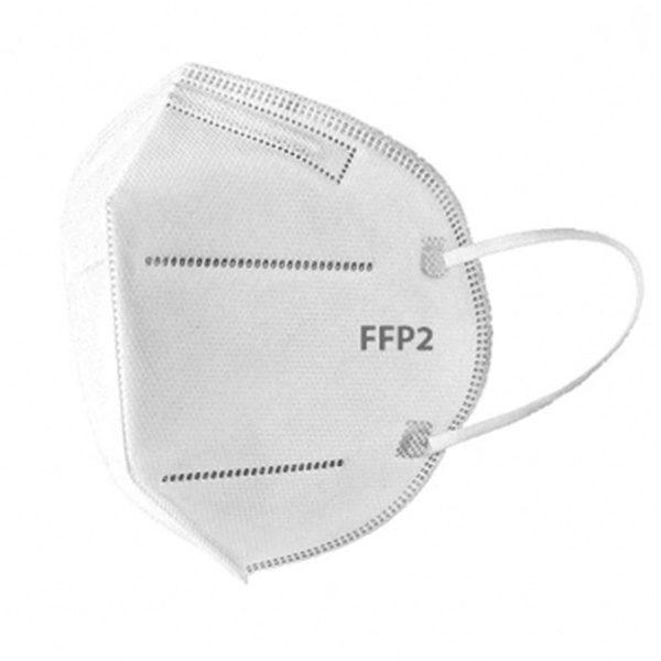 Respirátor KN95 - Rúško na tvár - ochranný faktor FFP2 - 10 ks