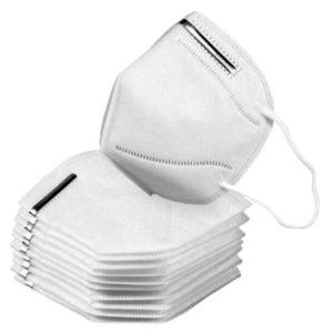 Respirátor KN95 - Rúško na tvár - ochranný faktor FFP2