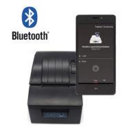 Tlačiareň ExVAN ST58 USB + Bluetooth pre tlač z VRP - virtuálna registračná pokladnica