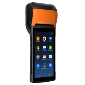 Tlačiareň k virtuálnej pokladni ExVAN miniPOS V2 mobilný terminál pre tlač z VRP