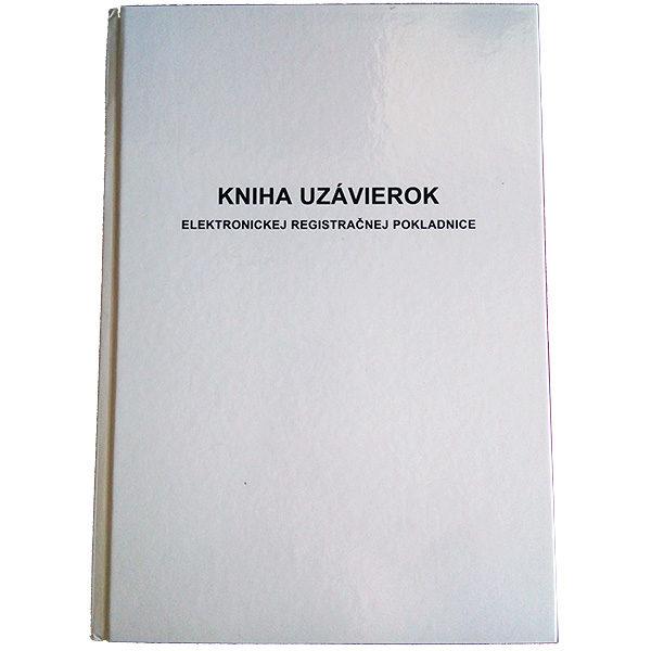 Kniha uzávierok ERP, Tvrdá väzba, 96 strán