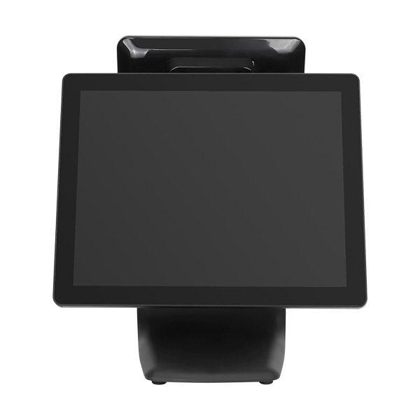 PC Hanasis HIT-PRO 15 Dual- dotykový All-in One počítač so zákazníckym monitorom vhodný pre pokladničné systémy